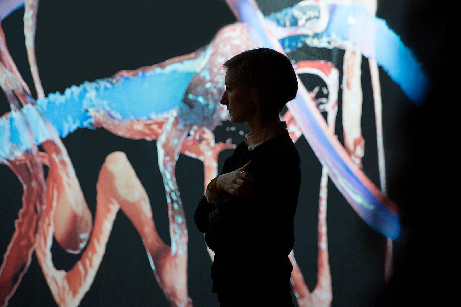 Sinus & Cosinus, Salon des Amateurs, 2015, Foto by Anna Siggelkow