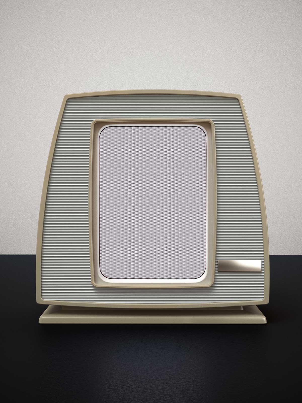 Monitor I 08, CGI Fine Art Print, 52 x 39 cm, 2013
