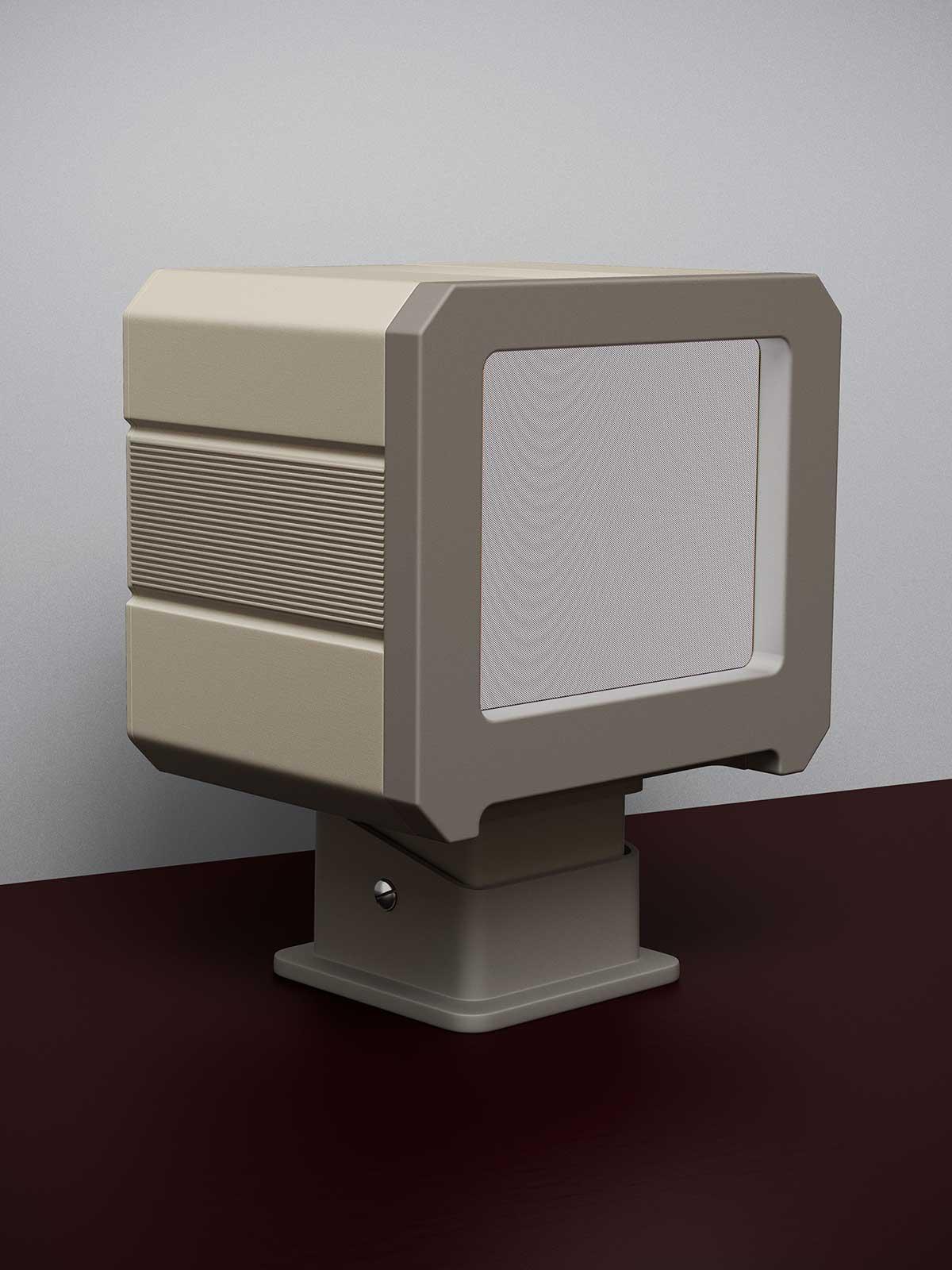 Monitor I 13, CGI Fine Art Print, 52 x 39 cm, 2013