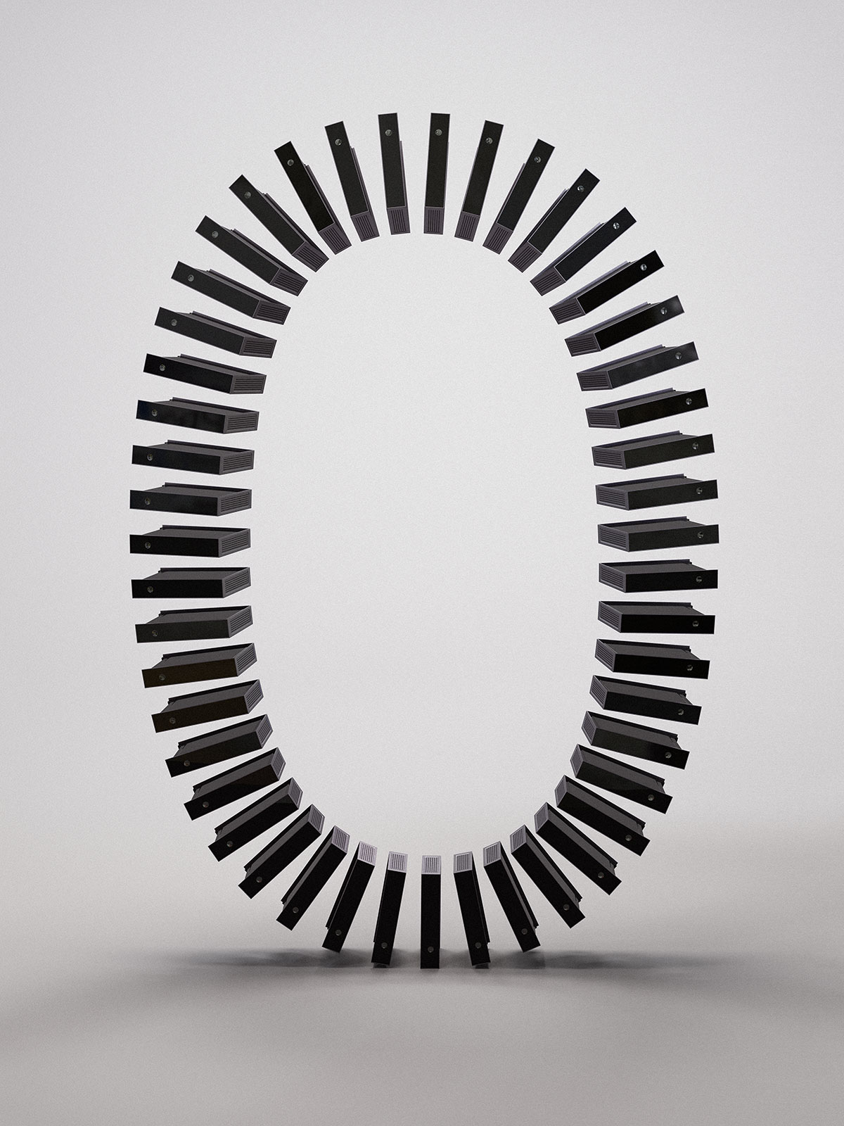 Array I 05, CGI Fine Art Print, 70 x 52, 2013