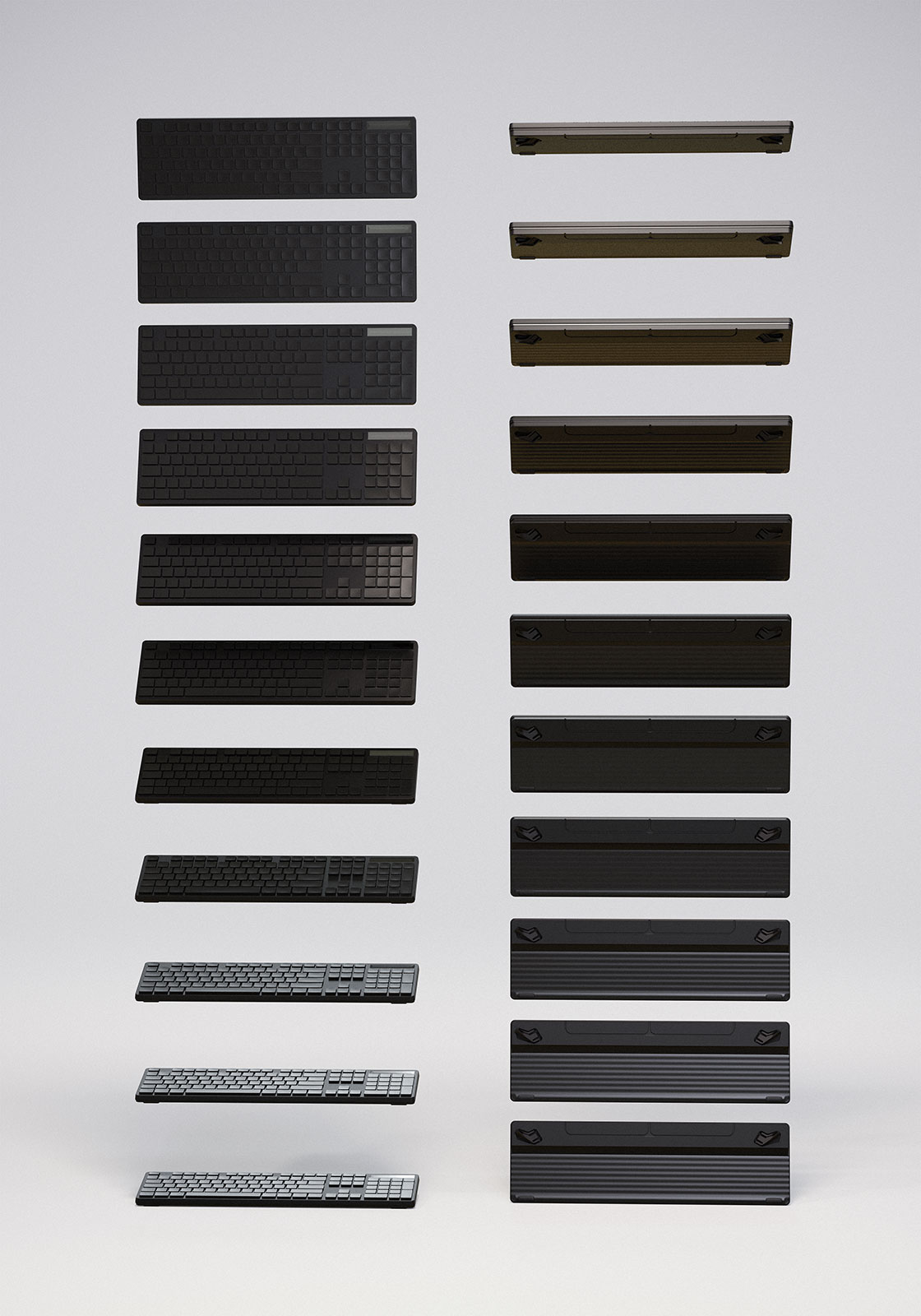 Array I 06, CGI Fine Art Print, 70 x 49 cm, 2013