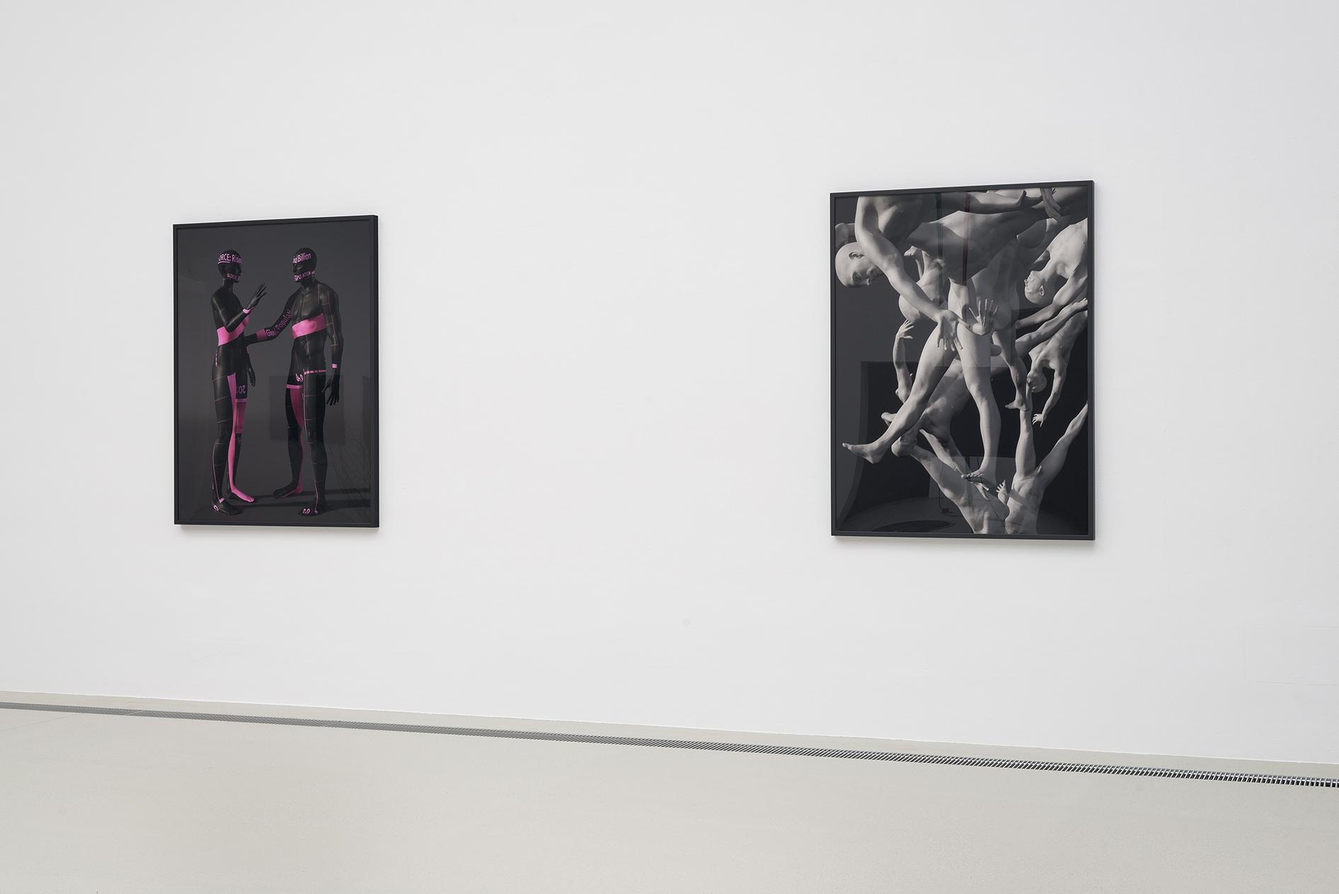 Palo Alto, KM Halle für Kunst und Medien Graz, Exhibition View, 2018, Foto by Markus Krottendorfer