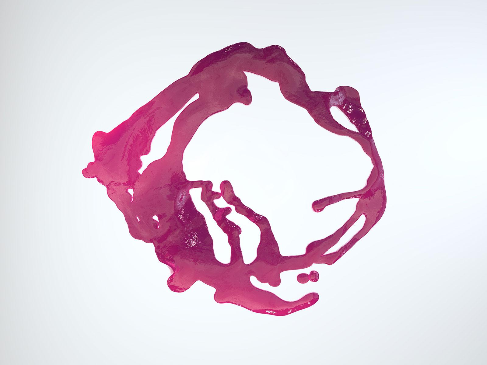 Postpainting I 02, CGI Fine Art Print, 98 x 122 cm, 2011