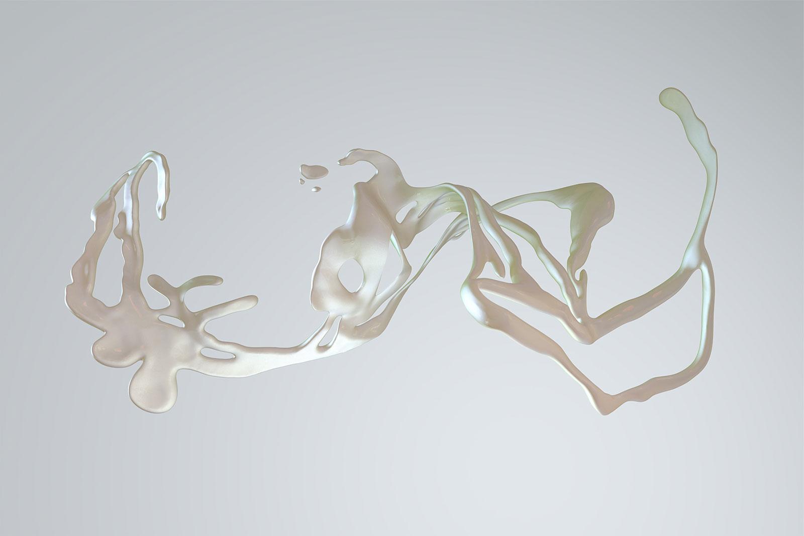 Postpainting I 07, CGI Fine Art Print, 107 x 160 cm, 2011