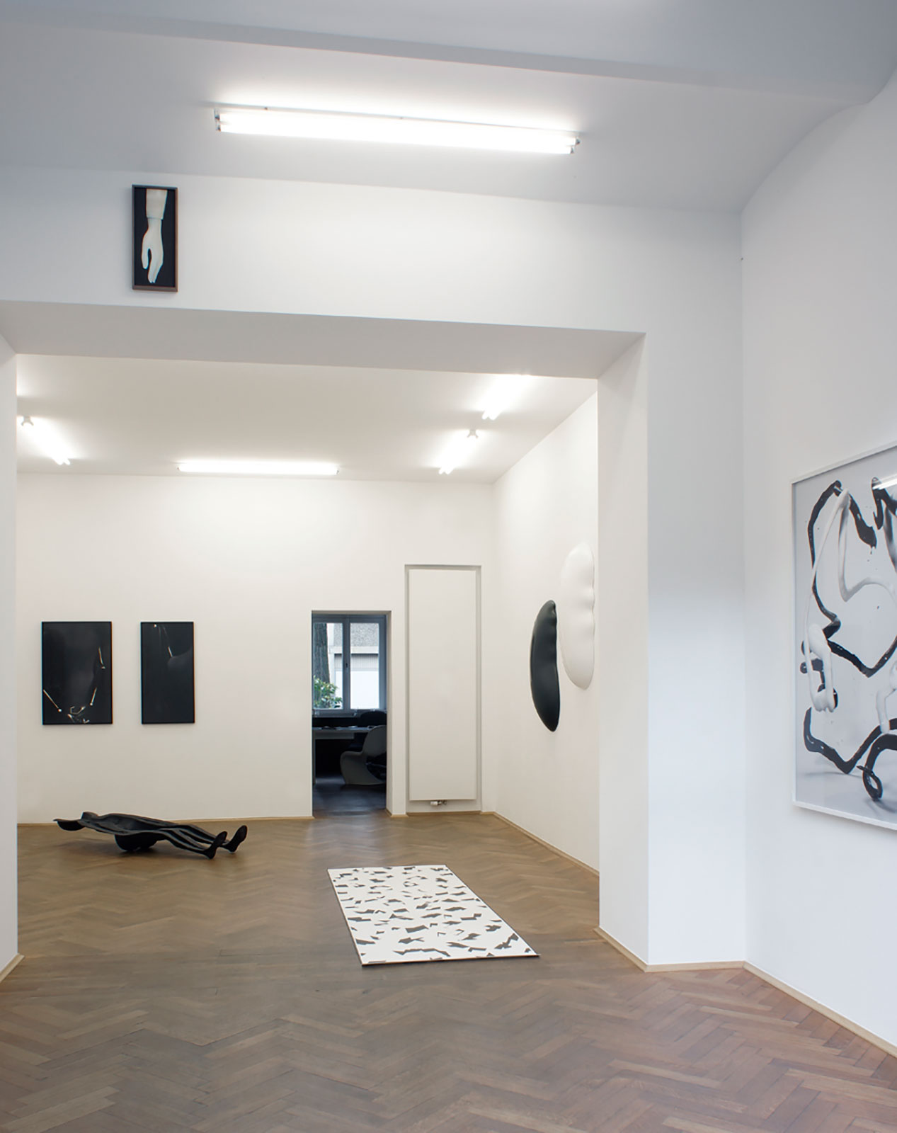 Courtesy: Kunst & Denker Contemporary, SAD BOT TRUE, Banz & Bowinkel, Louisa Clement, Felicitas Rohden