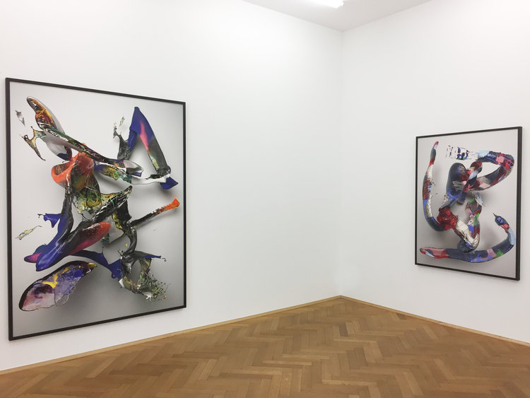 Disorder of Appearance, Kunst & Denker Contemporary, Exhibition View