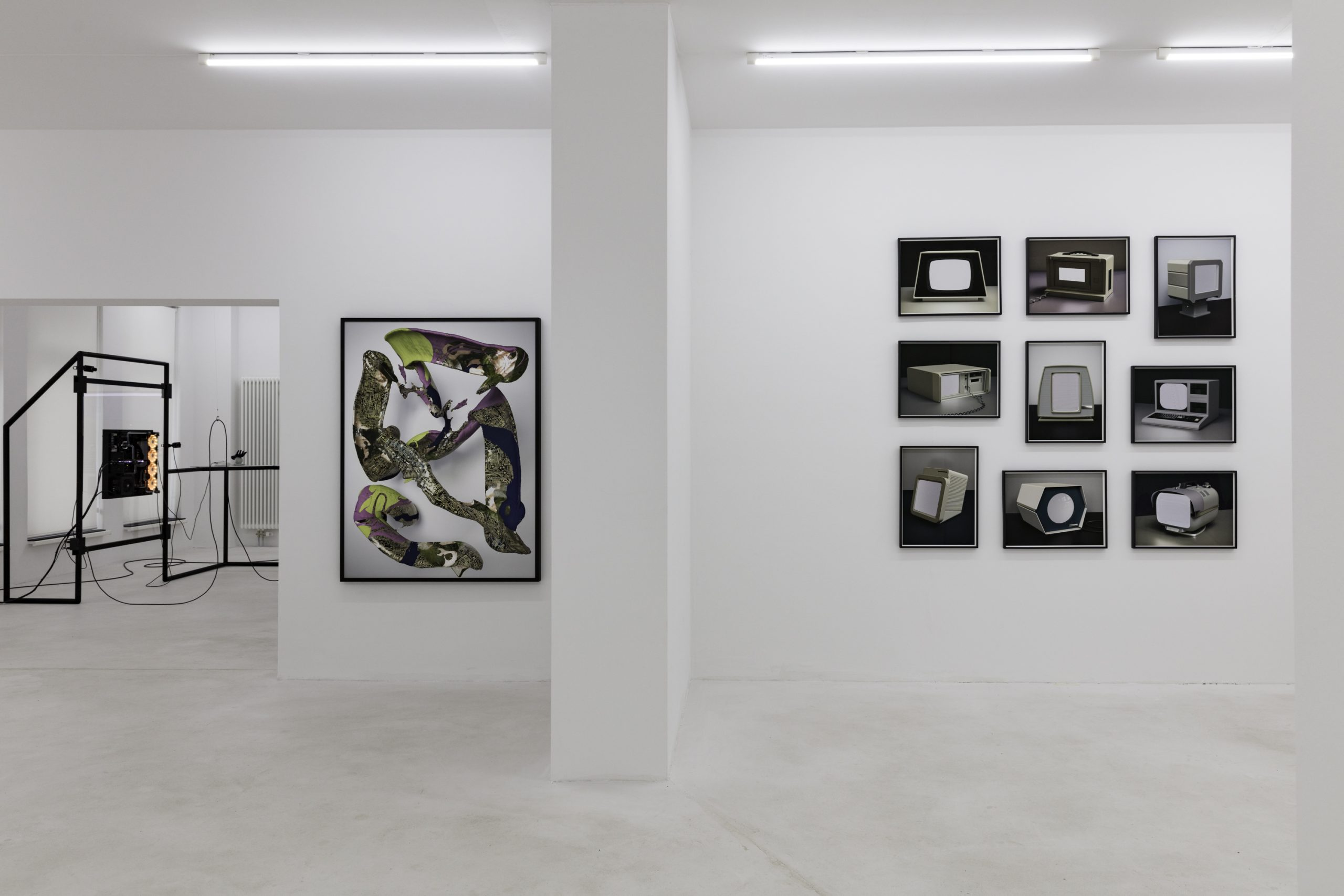 Substance, DAM Gallery, Exhibition View