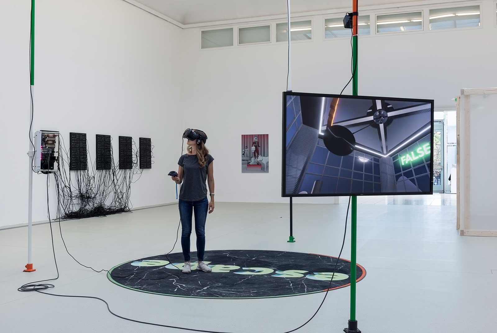 Palo Alto, VR-Installation, KM, 2018